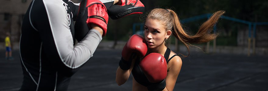 Apprendre la boxe