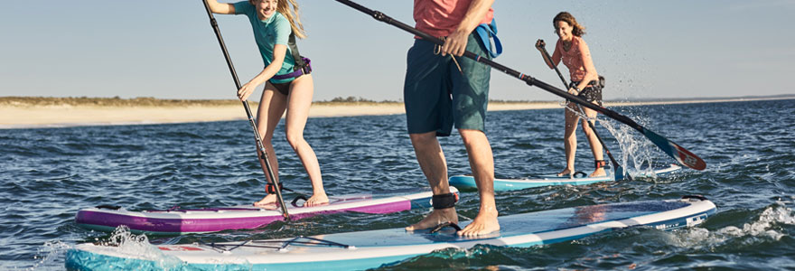 SUP stand paddle planche gonflable produits conseil achat